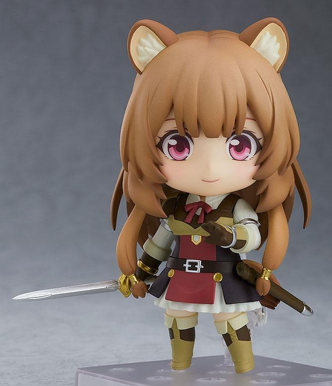 The Rising of the Shield Hero Nendoroid Action Figure Raphtalia-14422