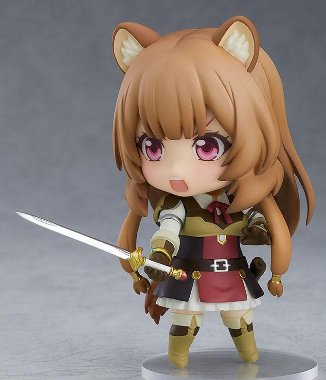 The Rising of the Shield Hero Nendoroid Action Figure Raphtalia-14423