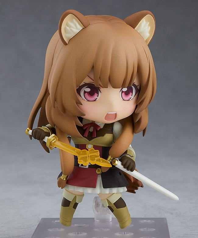 The Rising of the Shield Hero Nendoroid Action Figure Raphtalia-14424