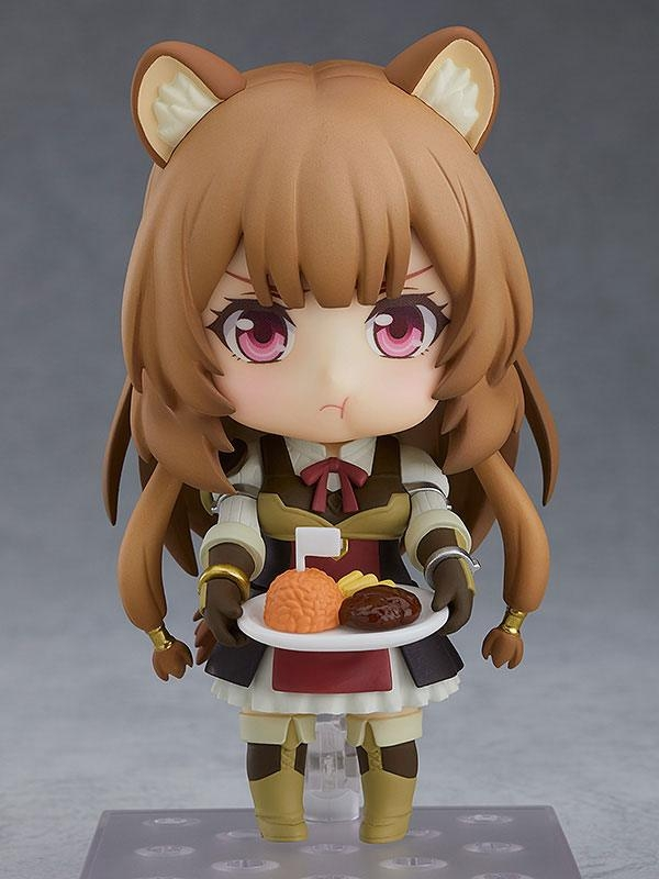 The Rising of the Shield Hero Nendoroid Action Figure Raphtalia-14426