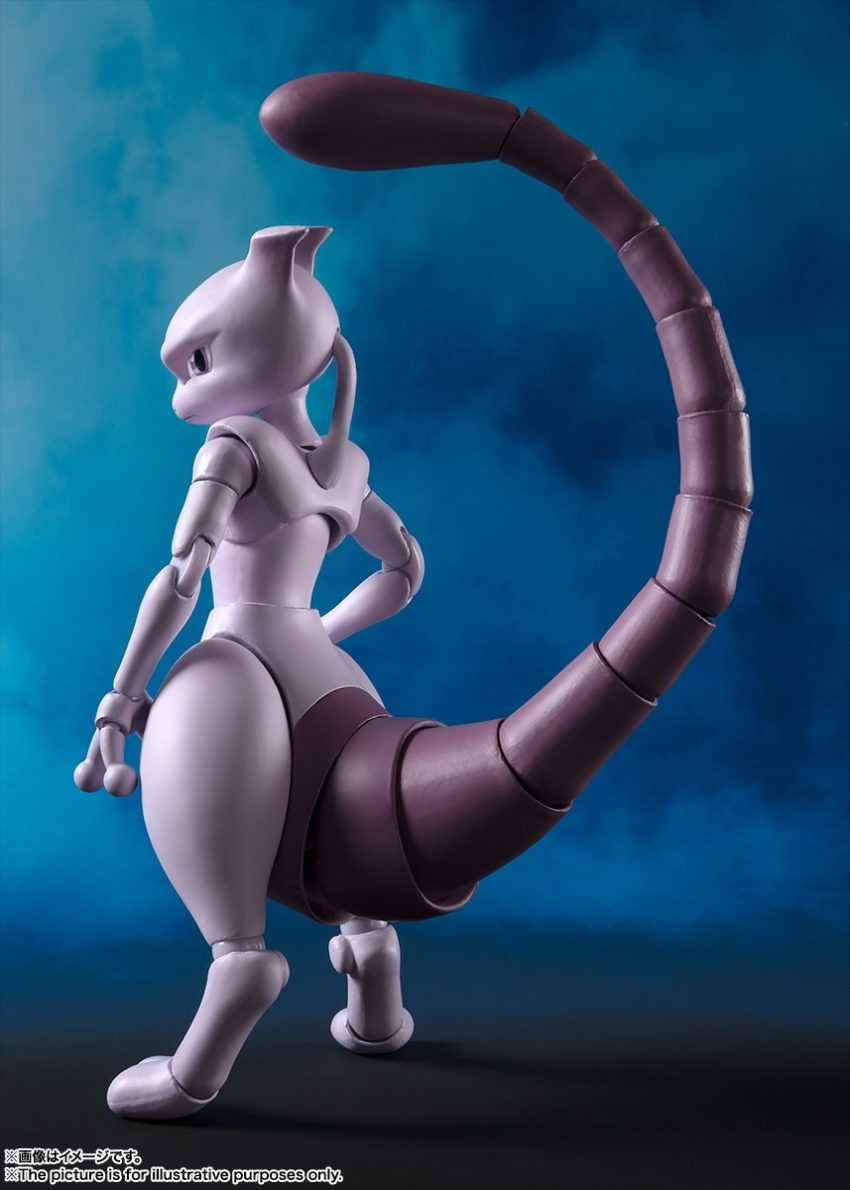 Pokemon S.H.Figuarts Mewtwo (Arts Remix)-14953