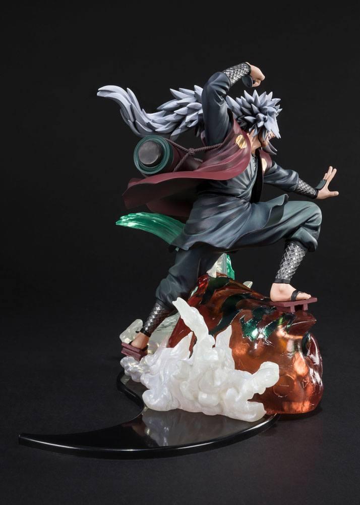 Naruto Shippuden FiguartsZERO PVC Statue Jiraiya Kizuna Relation-14566