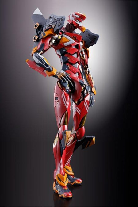 Neon Genesis Evangelion Metal Build Action Figure EVA-02 Production Model-0
