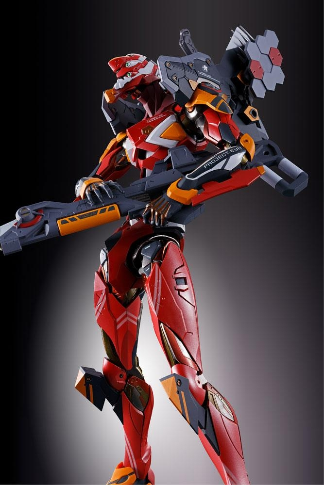 Neon Genesis Evangelion Metal Build Action Figure EVA-02 Production Model-15002