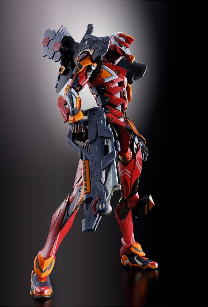 Neon Genesis Evangelion Metal Build Action Figure EVA-02 Production Model-15001