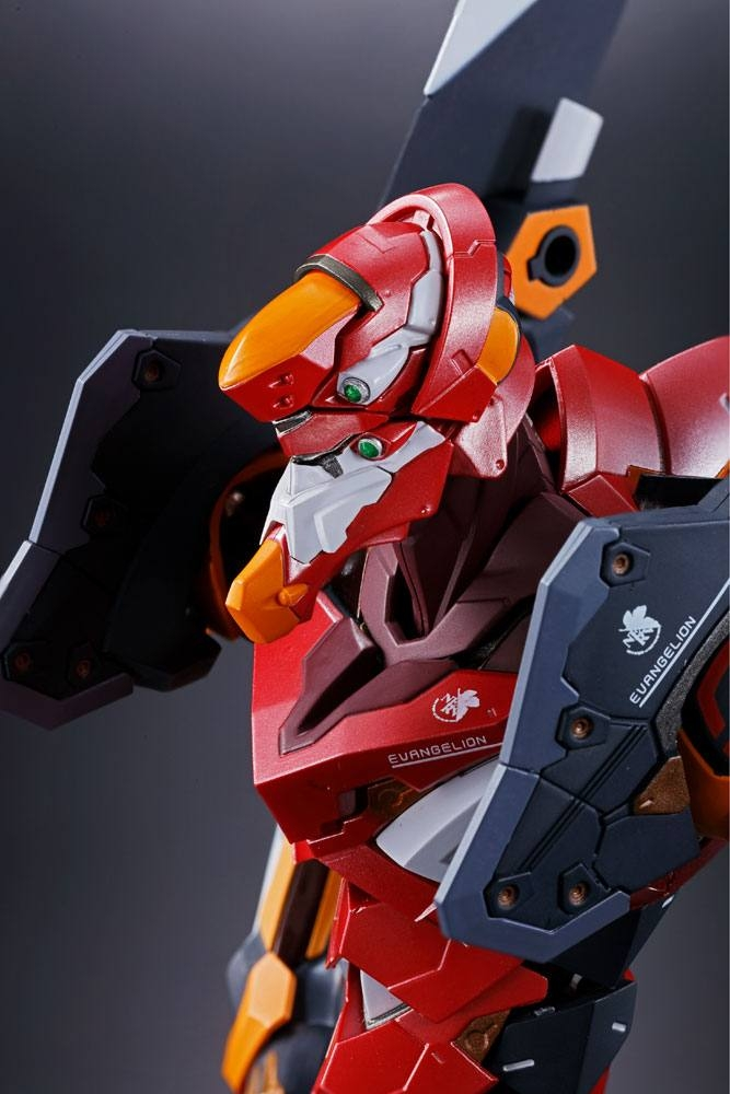 Neon Genesis Evangelion Metal Build Action Figure EVA-02 Production Model-15005
