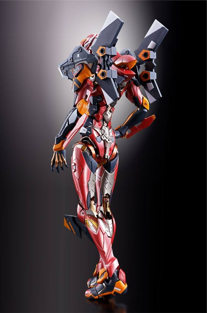 Neon Genesis Evangelion Metal Build Action Figure EVA-02 Production Model-15006
