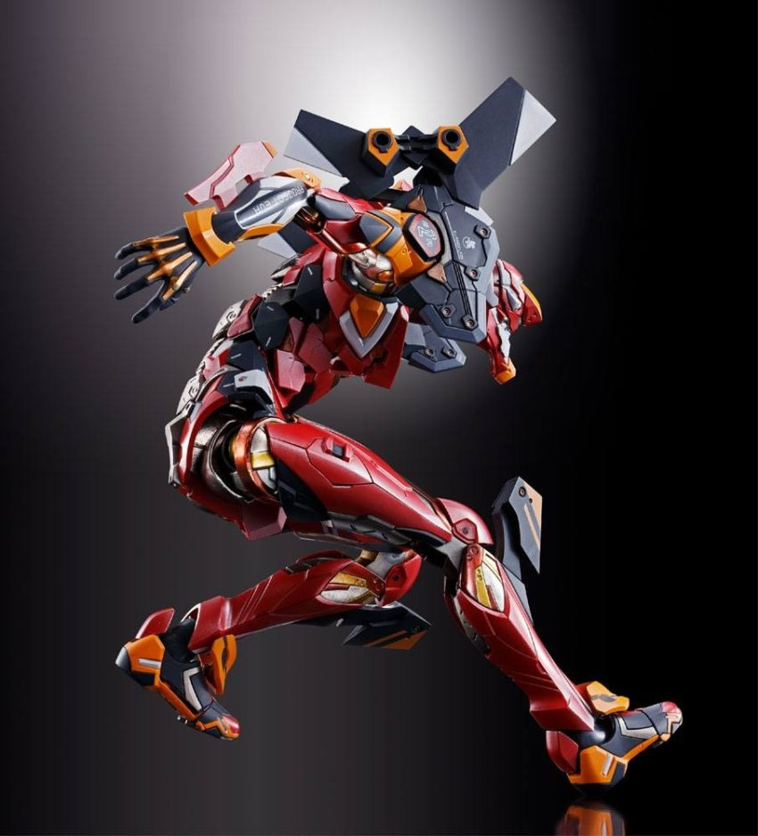 Neon Genesis Evangelion Metal Build Action Figure EVA-02 Production Model-15007