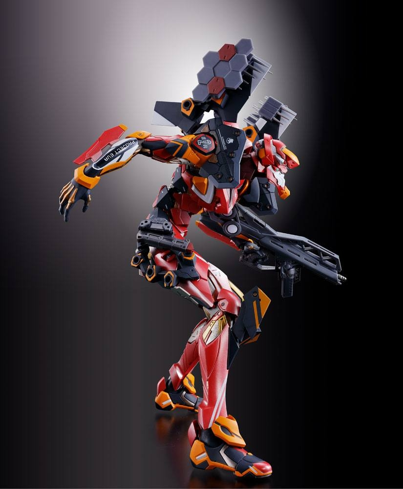 Neon Genesis Evangelion Metal Build Action Figure EVA-02 Production Model-15008
