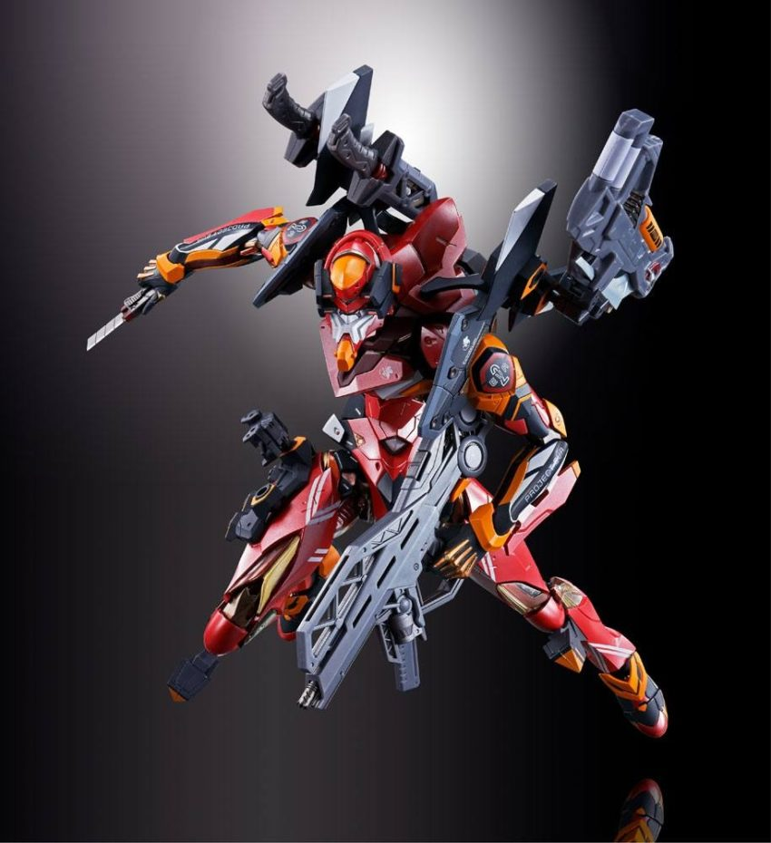 Neon Genesis Evangelion Metal Build Action Figure EVA-02 Production Model-15009