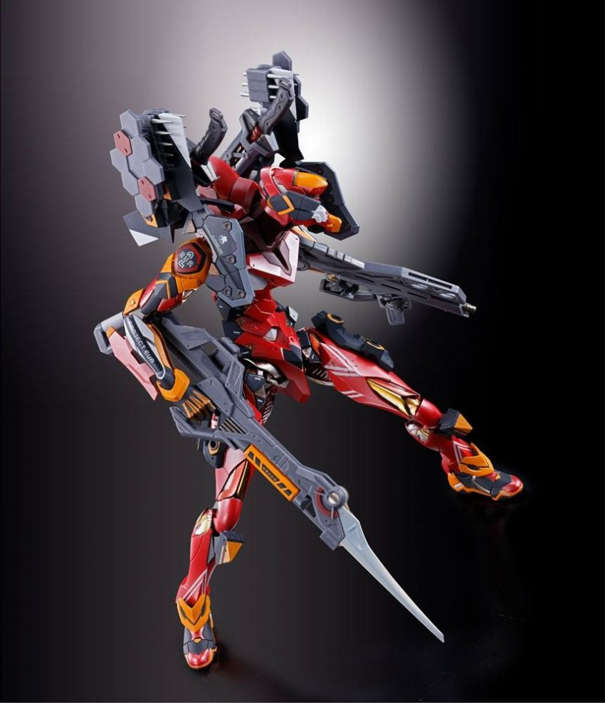 Neon Genesis Evangelion Metal Build Action Figure EVA-02 Production Model-15010
