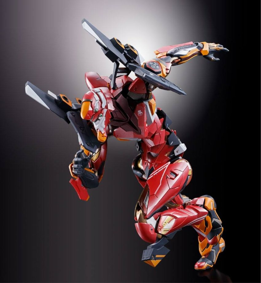 Neon Genesis Evangelion Metal Build Action Figure EVA-02 Production Model-15011