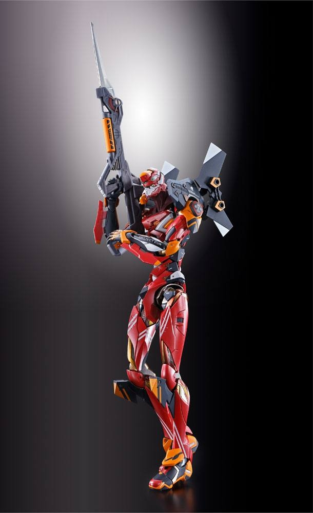 Neon Genesis Evangelion Metal Build Action Figure EVA-02 Production Model-15012