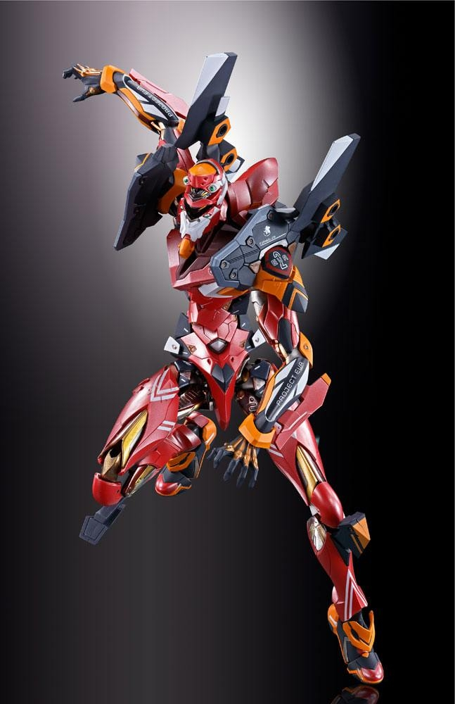 Neon Genesis Evangelion Metal Build Action Figure EVA-02 Production Model-15013