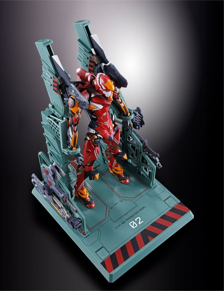 Neon Genesis Evangelion Metal Build Action Figure EVA-02 Production Model-15015