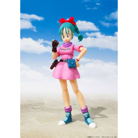 Dragonball S.H. Figuarts Action Figure Bulma-0