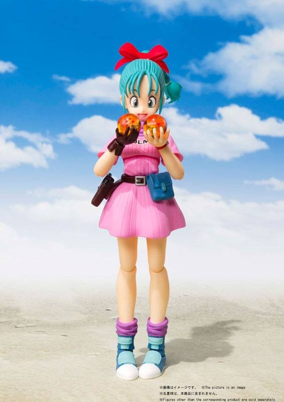 Dragonball S.H. Figuarts Action Figure Bulma-14583