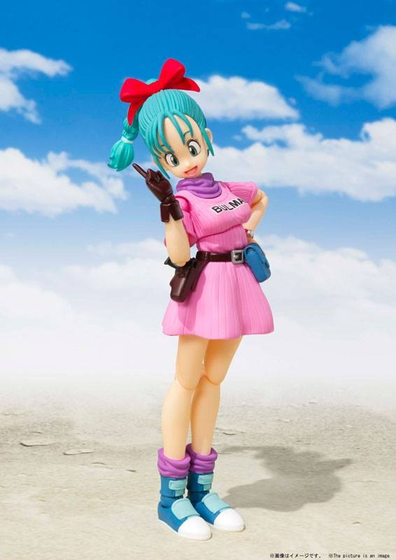 Dragonball S.H. Figuarts Action Figure Bulma-14584