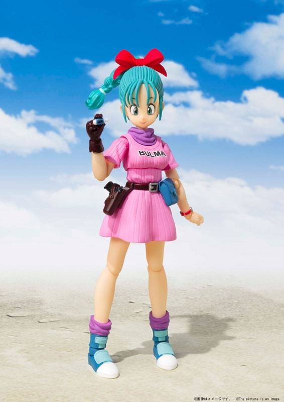 Dragonball S.H. Figuarts Action Figure Bulma-14585