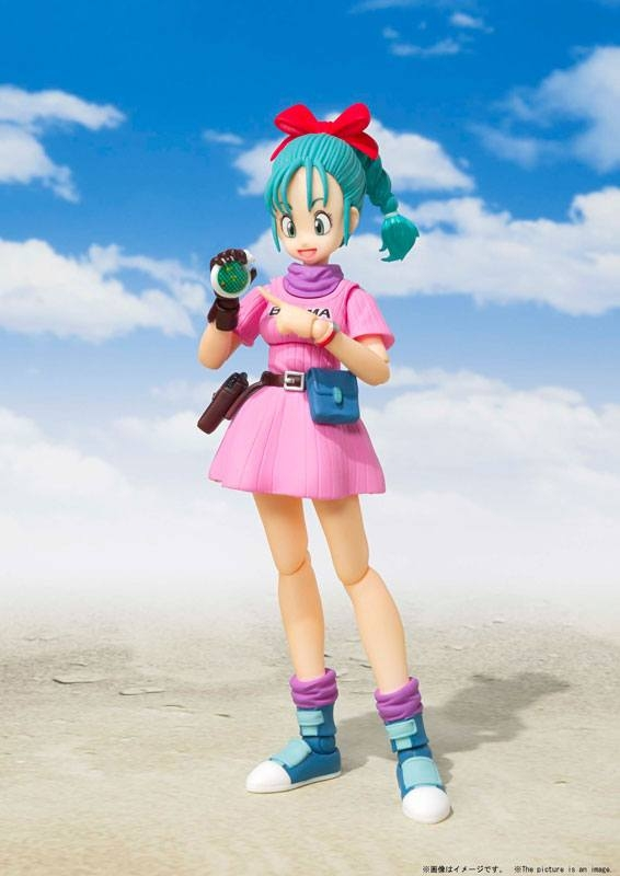 Dragonball S.H. Figuarts Action Figure Bulma-14586