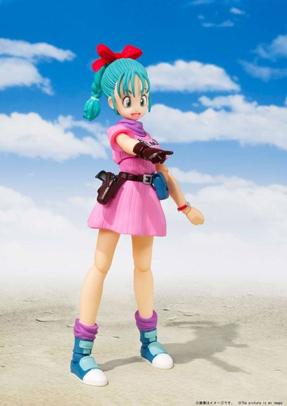 Dragonball S.H. Figuarts Action Figure Bulma-14587