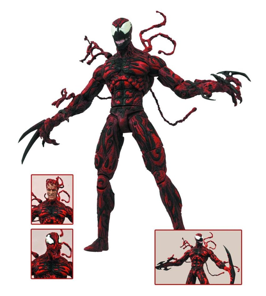 Marvel Select Action Figure Carnage-0