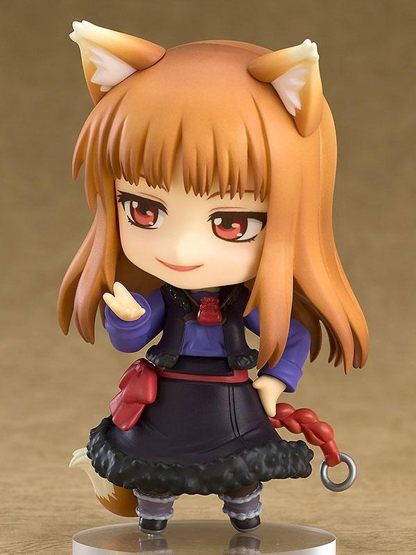 Spice and Wolf Nendoroid Action Figure Holo-14646