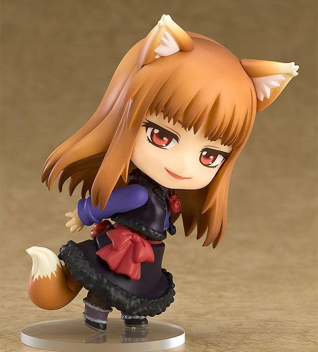 Spice and Wolf Nendoroid Action Figure Holo-14647