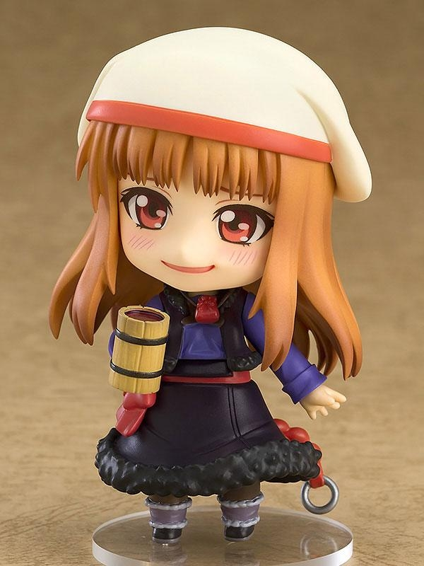 Spice and Wolf Nendoroid Action Figure Holo-14648