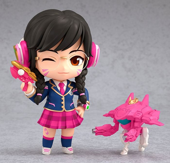 Overwatch Nendoroid Action Figure D.Va Academy Skin Edition-14604