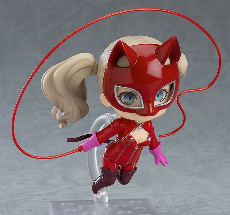 Persona 5 The Animation Nendoroid Action Figure Ann Takamaki Phantom Thief Ver. -14594