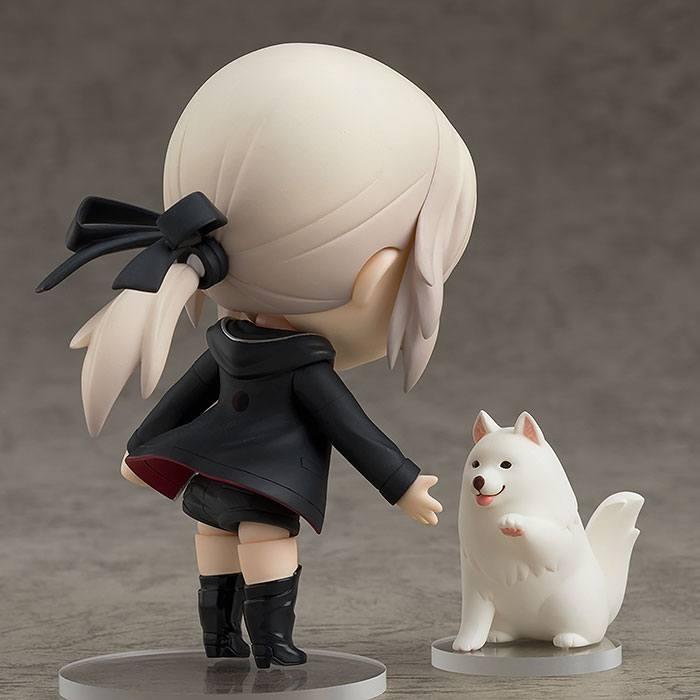 Fate/Grand Order Nendoroid Saber/Altria Pendragon Shinjuku Ver. & Cuirassier Noir-14622