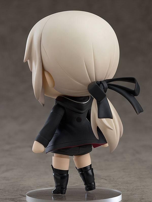 Fate/Grand Order Nendoroid Saber/Altria Pendragon Shinjuku Ver. & Cuirassier Noir-14626