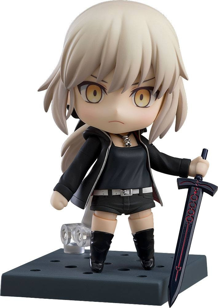 Fate/Grand Order Nendoroid Action Figure Saber/Altria Pendragon (Alter) Shinjuku Ver.-0