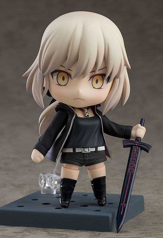 Fate/Grand Order Nendoroid Action Figure Saber/Altria Pendragon (Alter) Shinjuku Ver.-14615