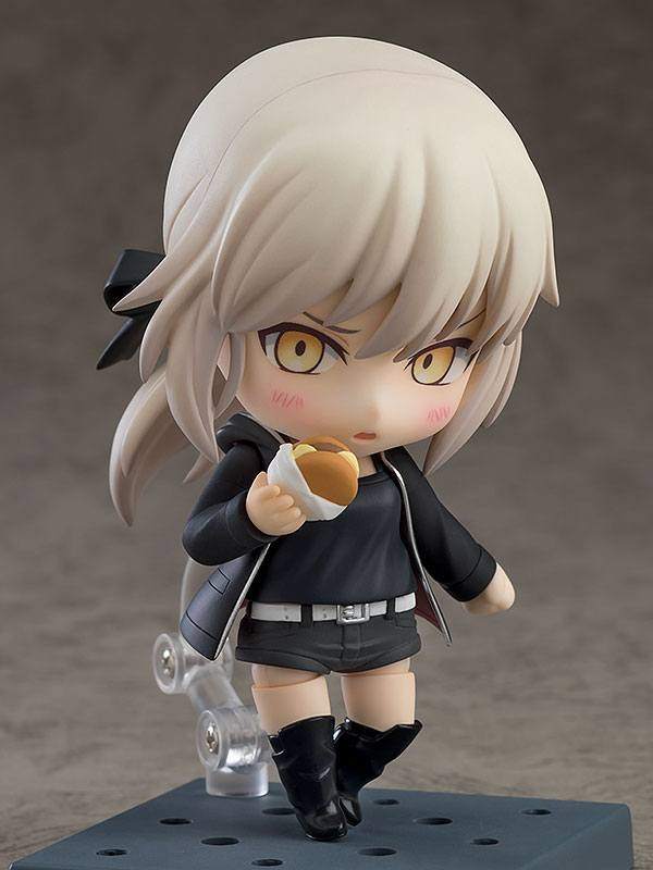 Fate/Grand Order Nendoroid Action Figure Saber/Altria Pendragon (Alter) Shinjuku Ver.-14617