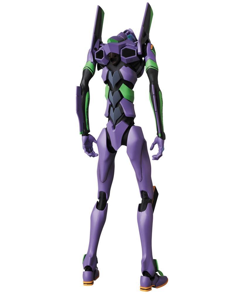 Evangelion 2.0 RAH NEO Action Figure Evangelion Shogo-ki New Color Ver-14992