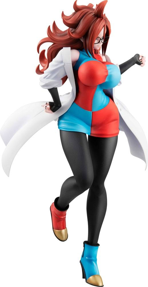 Dragonball Gals PVC Statue Android 21-14690