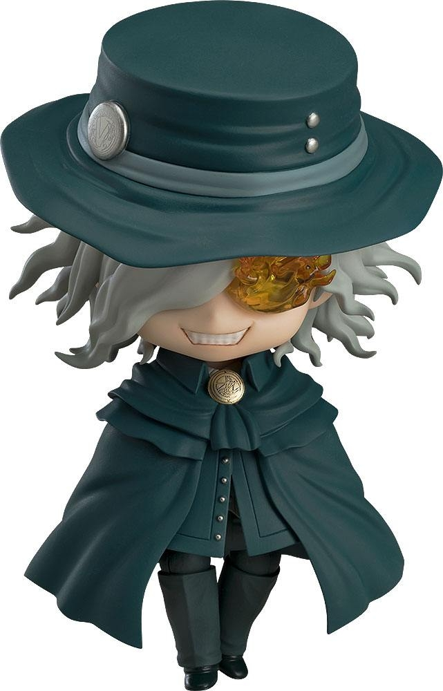Fate/Grand Order Nendoroid Avenger/King of the Cavern Edmond Dantès Ascension Ver-0