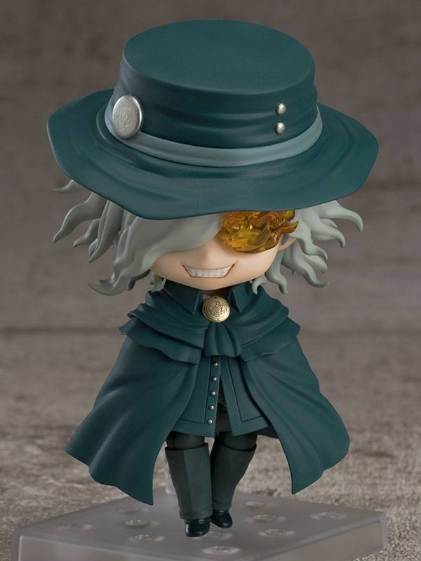 Fate/Grand Order Nendoroid Avenger/King of the Cavern Edmond Dantès Ascension Ver-15078