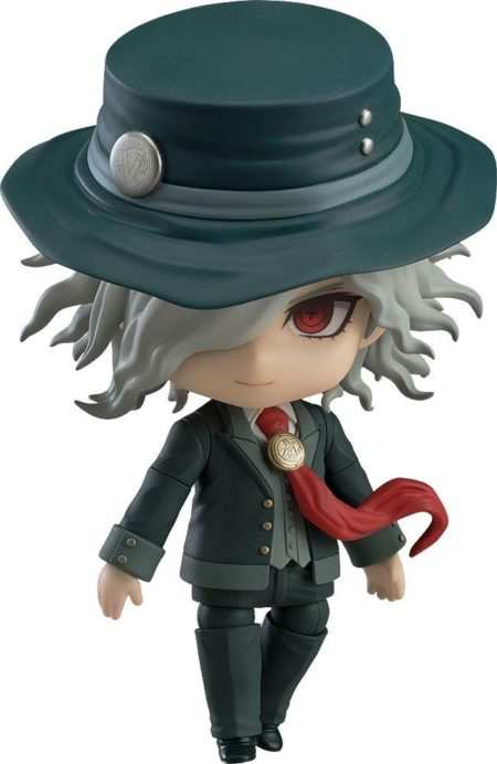 Fate/Grand Order Nendoroid Action Figure Avenger/King of the Cavern Edmond Dantès-0