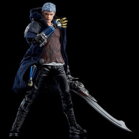 Devil May Cry 5 Action Figure 1/12 Nero-0
