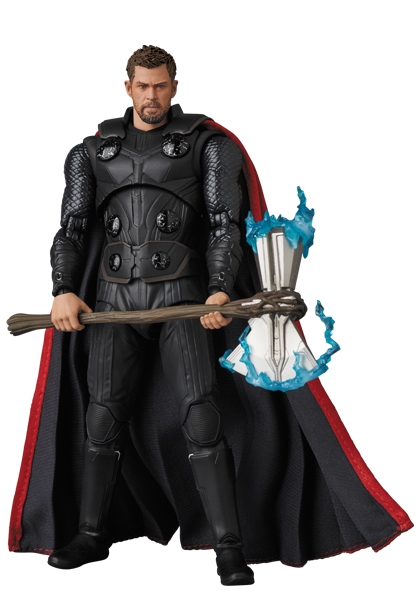 Avengers Infinity War MAFEX Action Figure Thor-15272