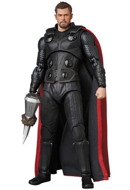 Avengers Infinity War MAFEX Action Figure Thor-0