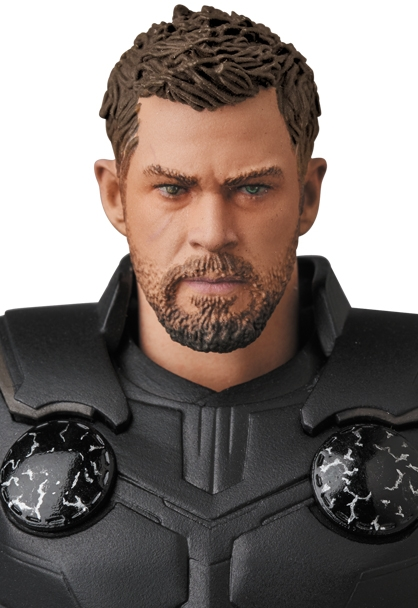 Avengers Infinity War MAFEX Action Figure Thor-15275