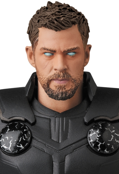 Avengers Infinity War MAFEX Action Figure Thor-15276