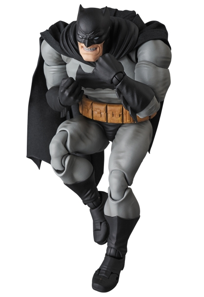 The Dark Knight Returns MAFEX No.106 Batman-0