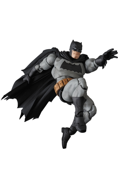 The Dark Knight Returns MAFEX No.106 Batman-15713
