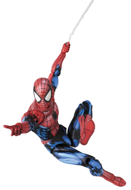 The Amazing Spider-Man MAFEX No.108 Spider-Man (Comic Paint)-0