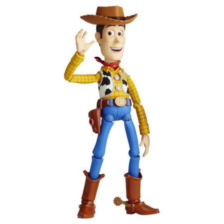 Toy Story Legacy of Revoltech LR-045 Woody-0